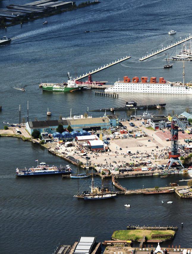 NDSM Ferry